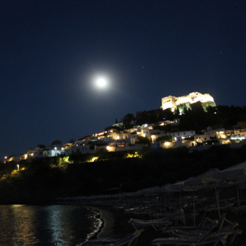 LINDOS AT NIGHT AND OTHER ADVENTURES