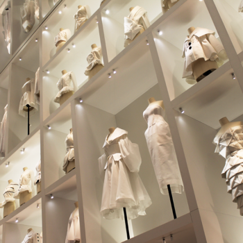 A LITTLE BIT OF PARISIAN MAGIC – DIOR EXHIBITION